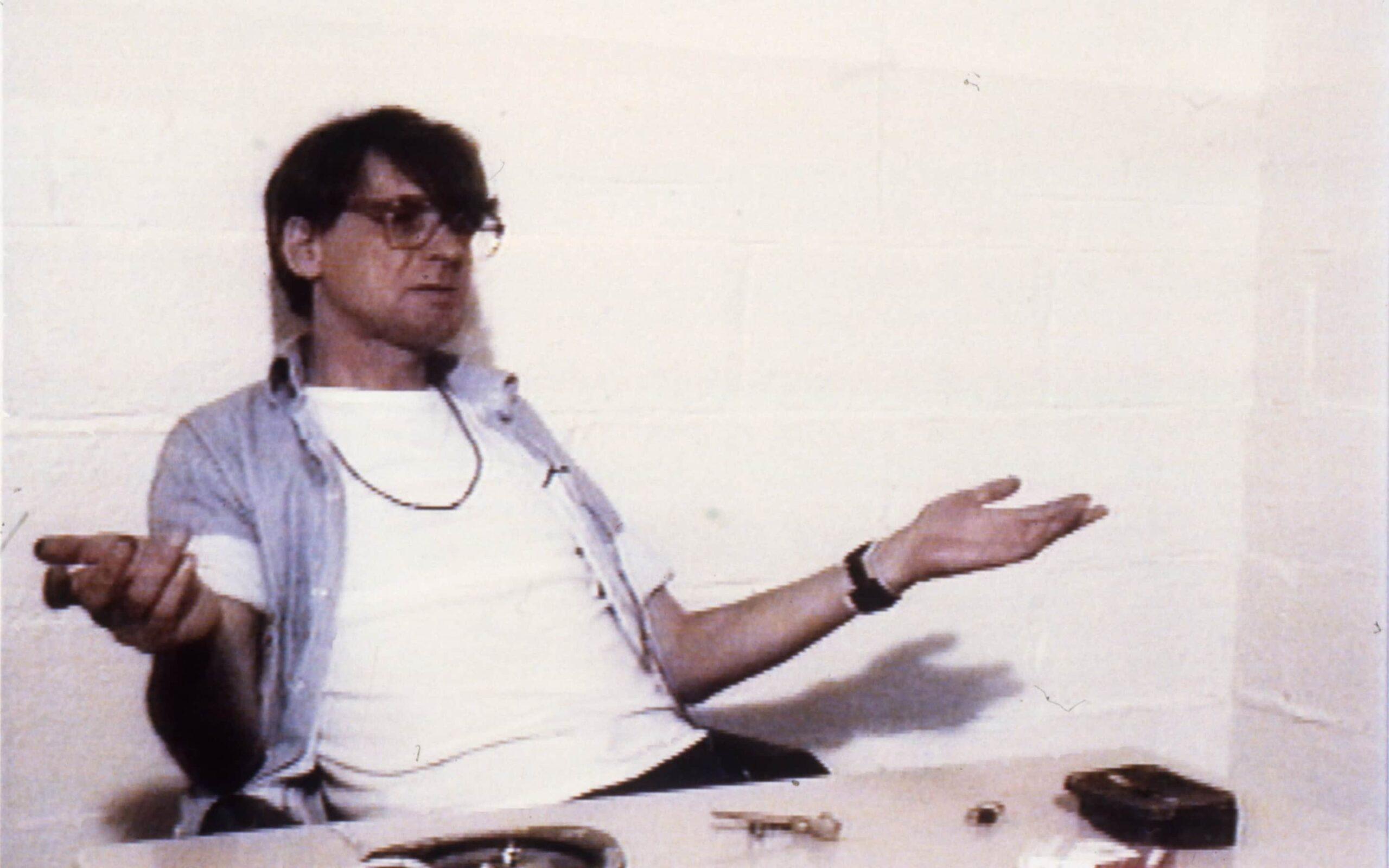Dennis Nielsen asesino tv serie inglaterra televisión