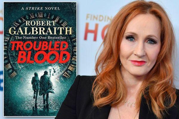 Troubled Blood nuevo libro JK Rowling