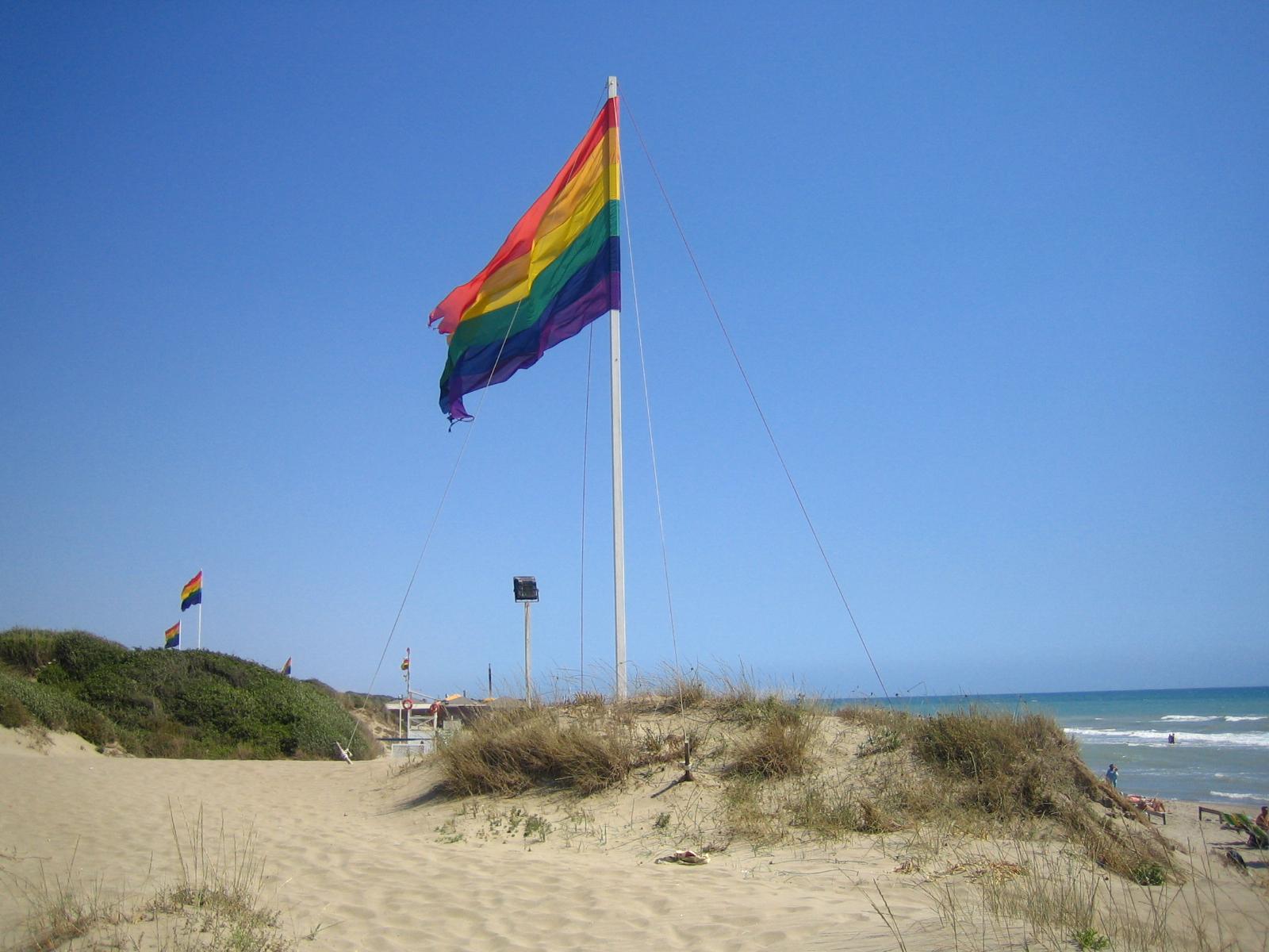 playas nudistas gay México