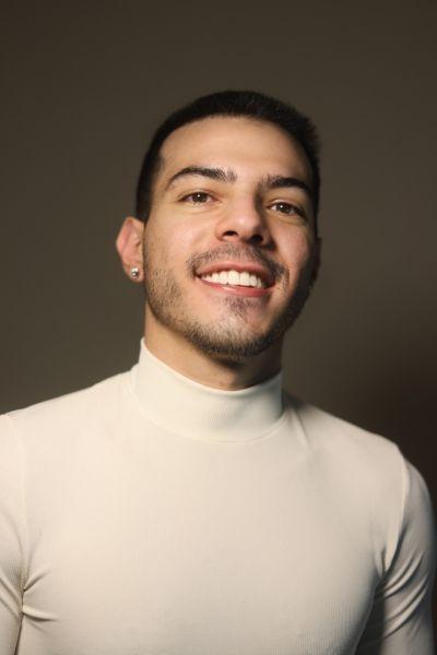 El fotógrafo Andrés Ostos.