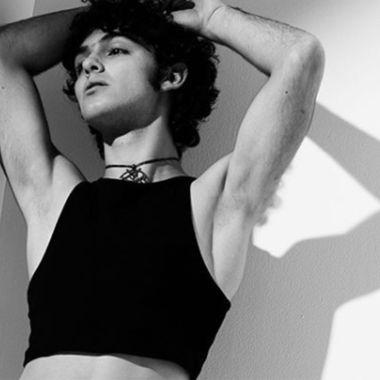 Joaquin Bondoni corp top fabuloso chico