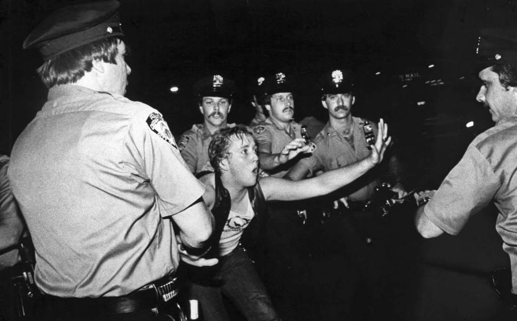 disturbios Stonewall