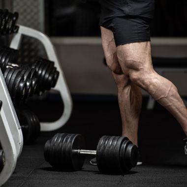 Ejercicios para pierna saltos con caja