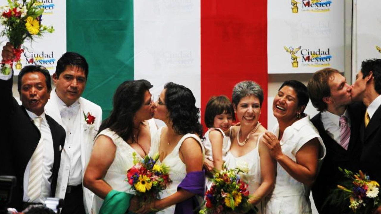 Historia momentos LGBT México
