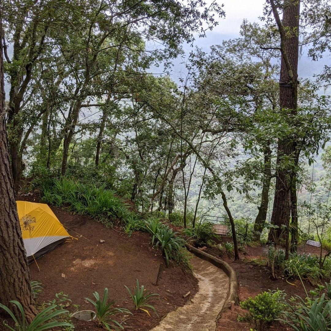 Lugares para acampar cerca de CDMX