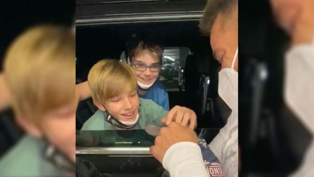 Ricky Martin Jwan Yosef hijos
