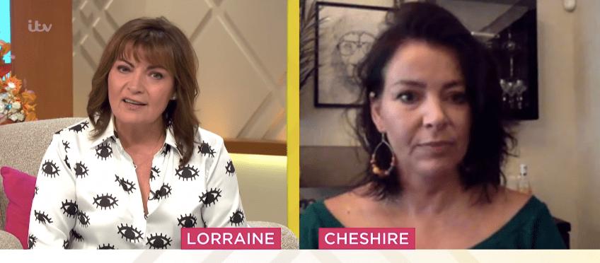 Lorraine mama harry styles entrevista ingles