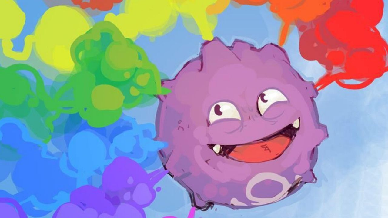 comunidad LGBT+ pokémon koffin