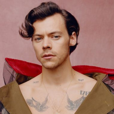 harry styles vogue revista portada hombre
