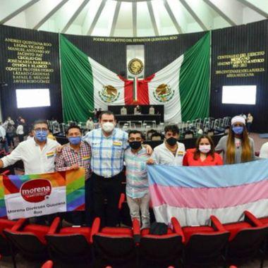 Ley de identidad de género en Quintana Roo