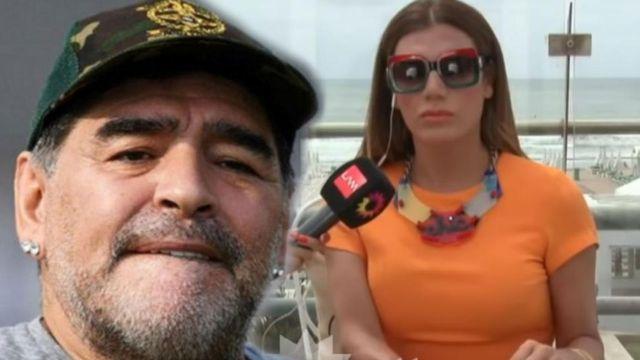 Maradona transfóbico