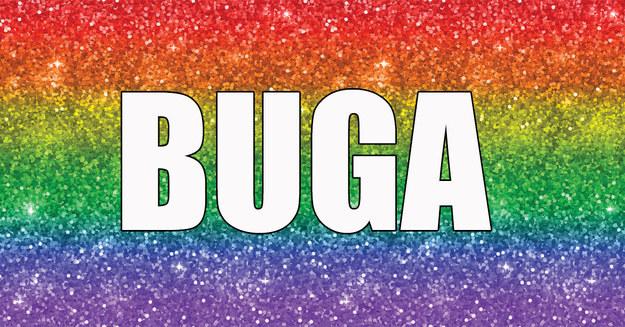 origen de la palabra buga para referirse a los heterosexuales