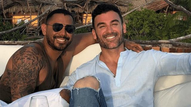 Mauricio mejia enrique guzman novios boda