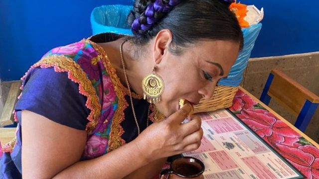 Local de Lady Tacos de Canasta