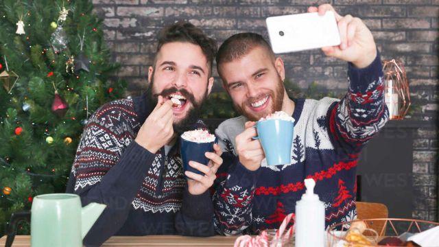peleas comunes pareja epocas festivas navidad