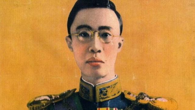 Puyi emperador gay eunucos