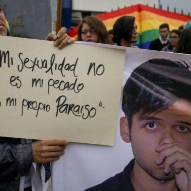 Sergio Urrego víctima de discriminación