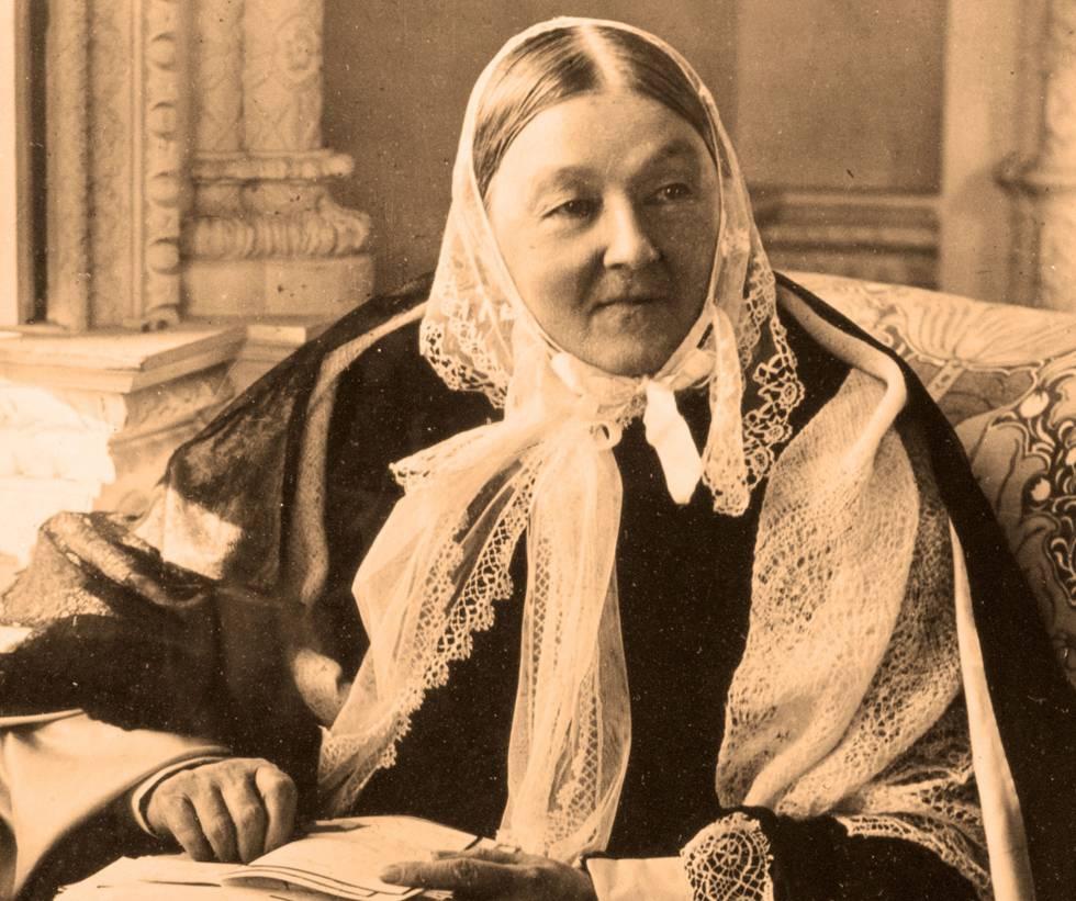Florence Nightingale lesbiana