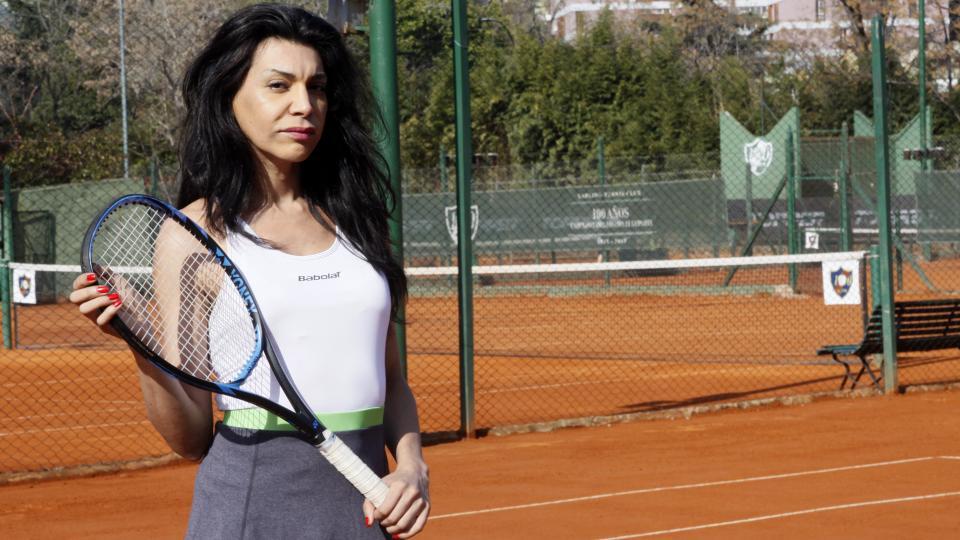 Mía Fedra tenista