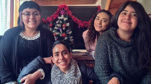 Leder crea red de apoyo LGBT+ y feminista