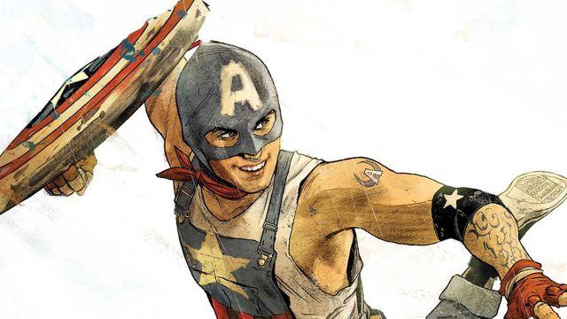 Capitán América gay