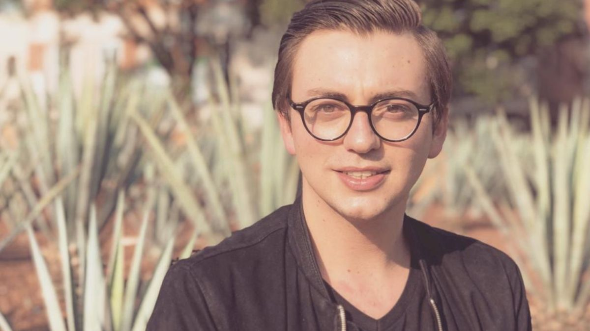 Aurélien Guilabert es un candidato LGBT+ en CDMX