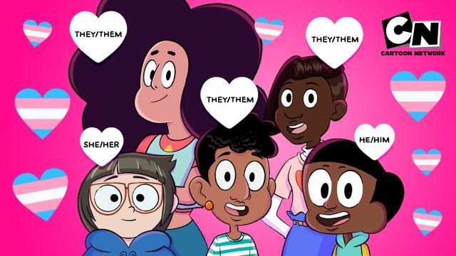 Cartoon Network infancias trans