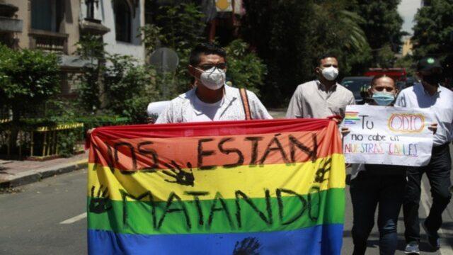 crímenes de odio en México
