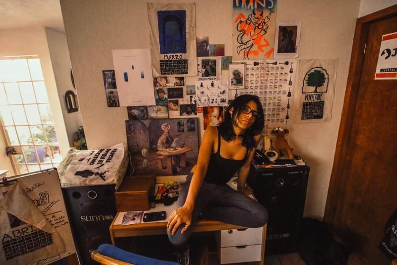 Luisa Almaguer cantante trans
