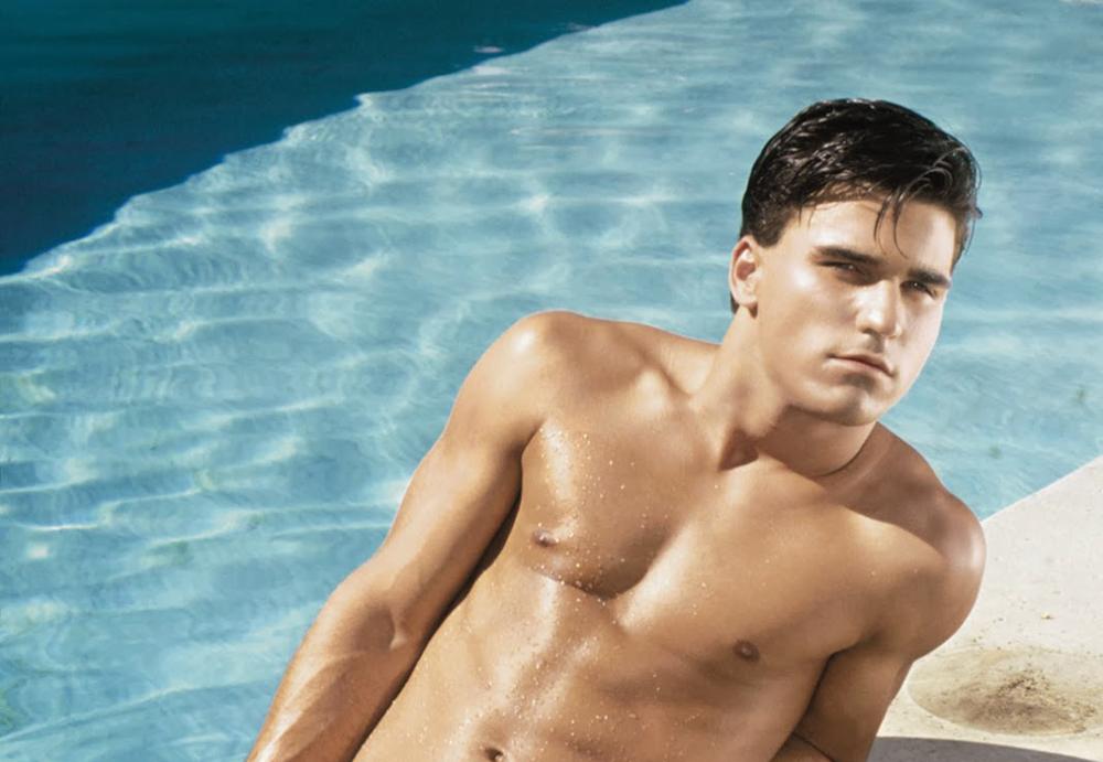 actor porno gay Joey Stefano