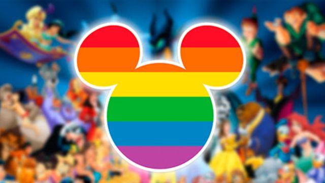 disney personajes gay