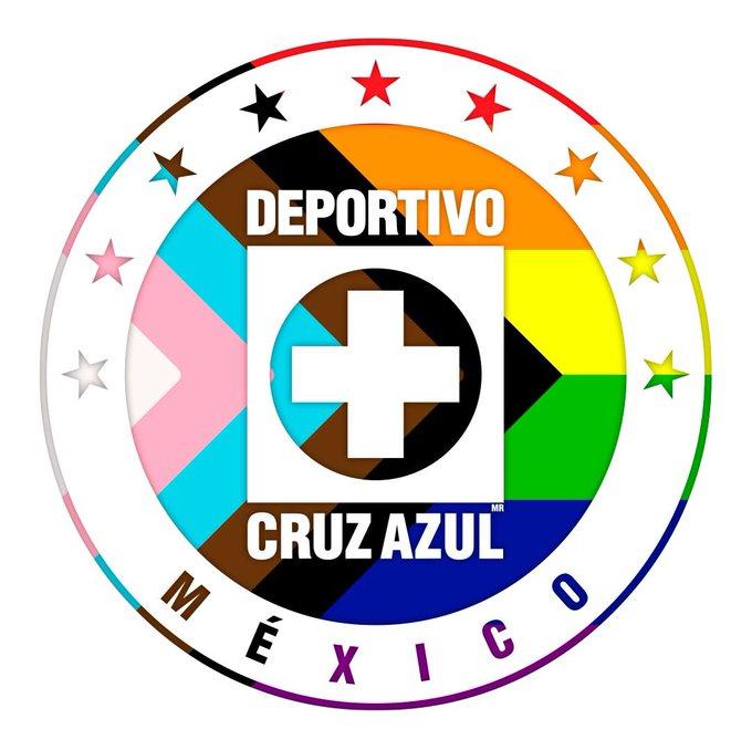 Cruz Azul es expresó su apoyo a la comunidad LGBT+