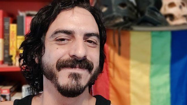 José Antonio Badía bisexual