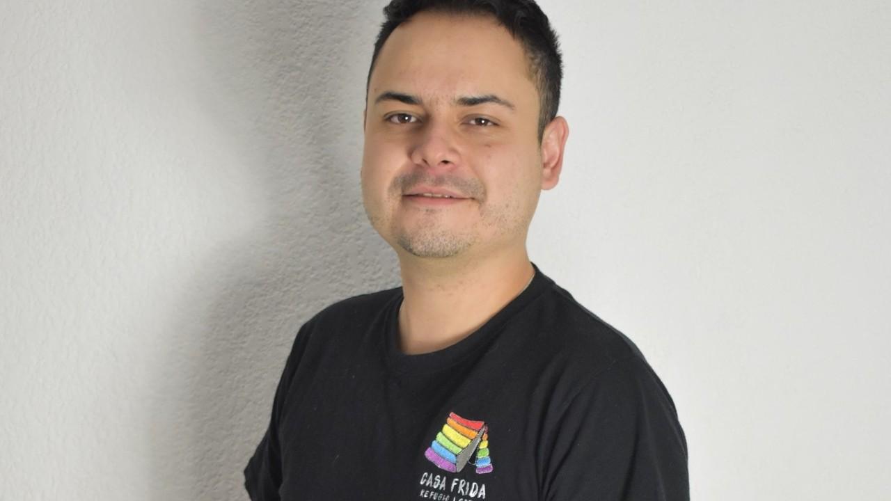 Activista Raúl Caporal sufre intento de allanamiento