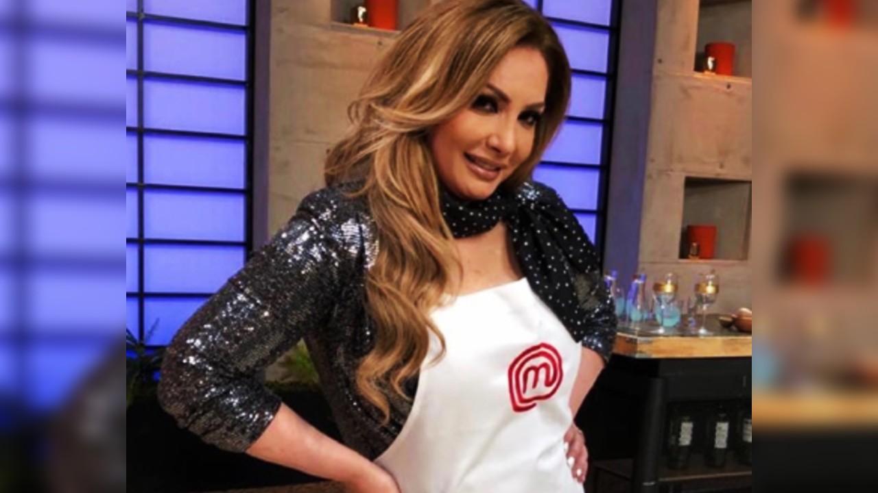 Paty Navidad participará en MasterChef Celebrity México