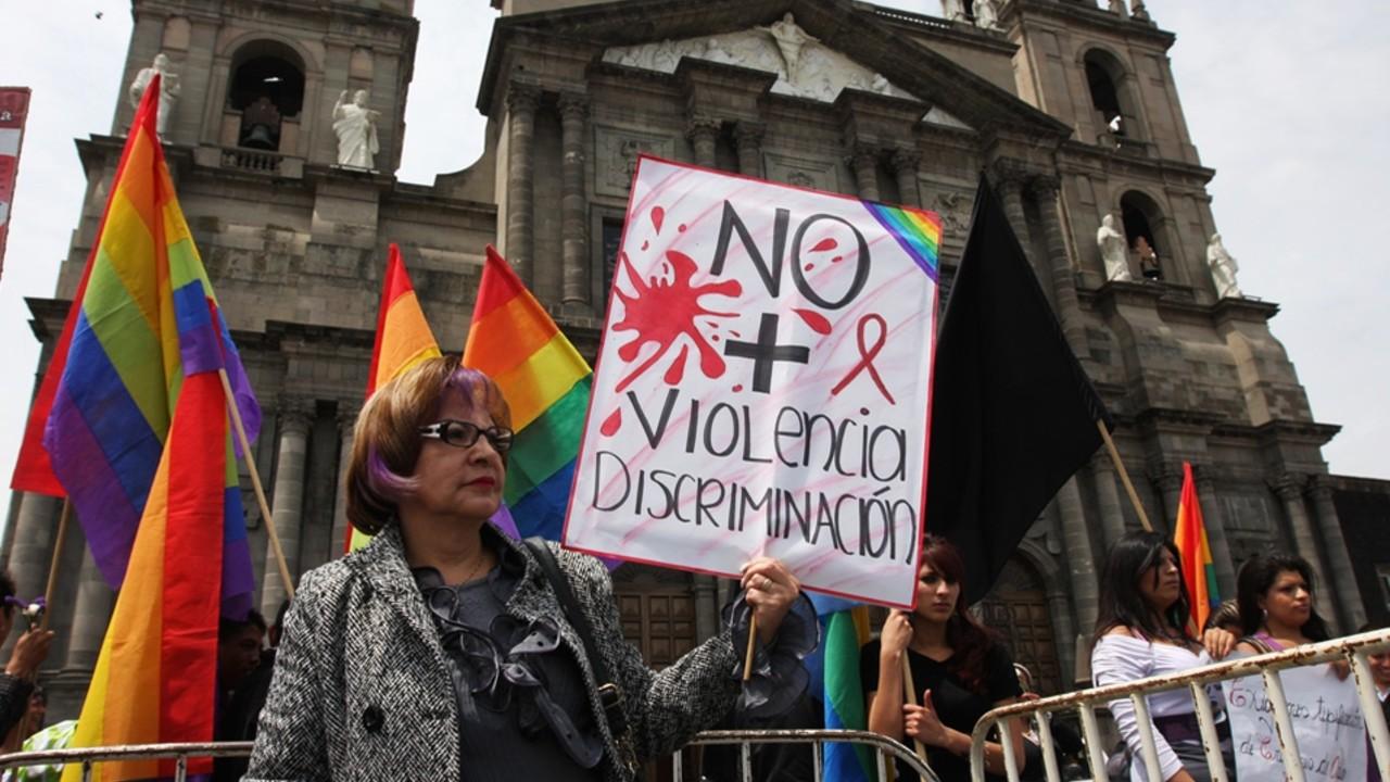 crimen de odio en alcaldía Iztapalapa de CDMX
