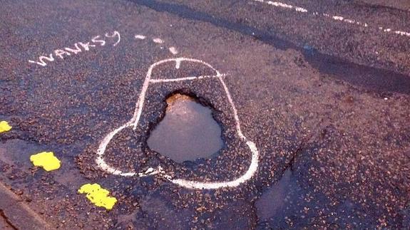 pene bache arte callejero