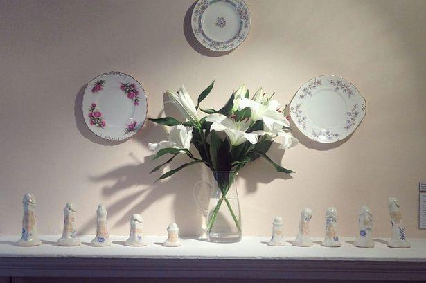 penes cerámica lily heaume
