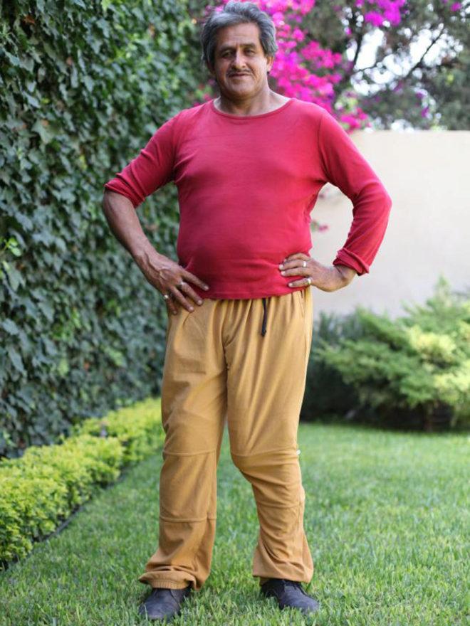 Roberto mexicano con el pene más largo del mundo