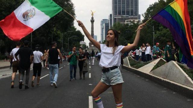 Momentos importantes de la historia LGBT+ en México
