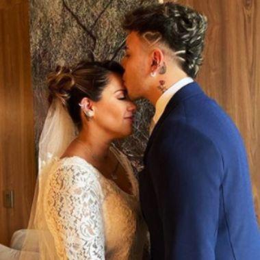 Youtuber Sebastián Villalobos participa en boda de su mamá