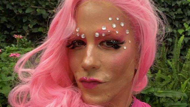 Christian Chávez cumpleaños drag queen