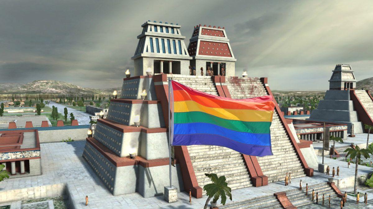 homosexualidad Tenochtitlan
