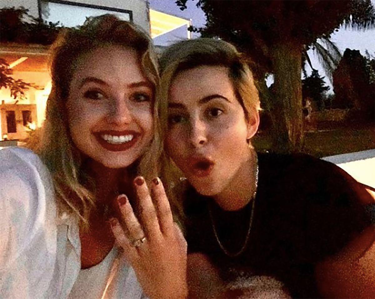 Jacqueline Toboni novia compromiso