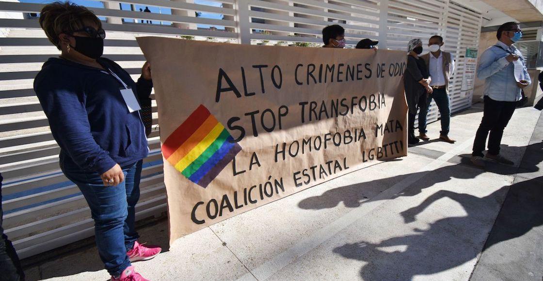 Tipificación de crímenes de odio en estados de México