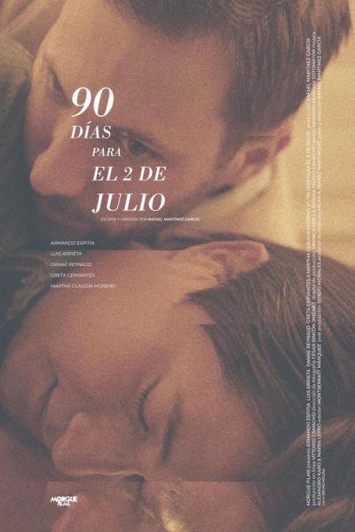 película gay 90 días para el 2 de julio