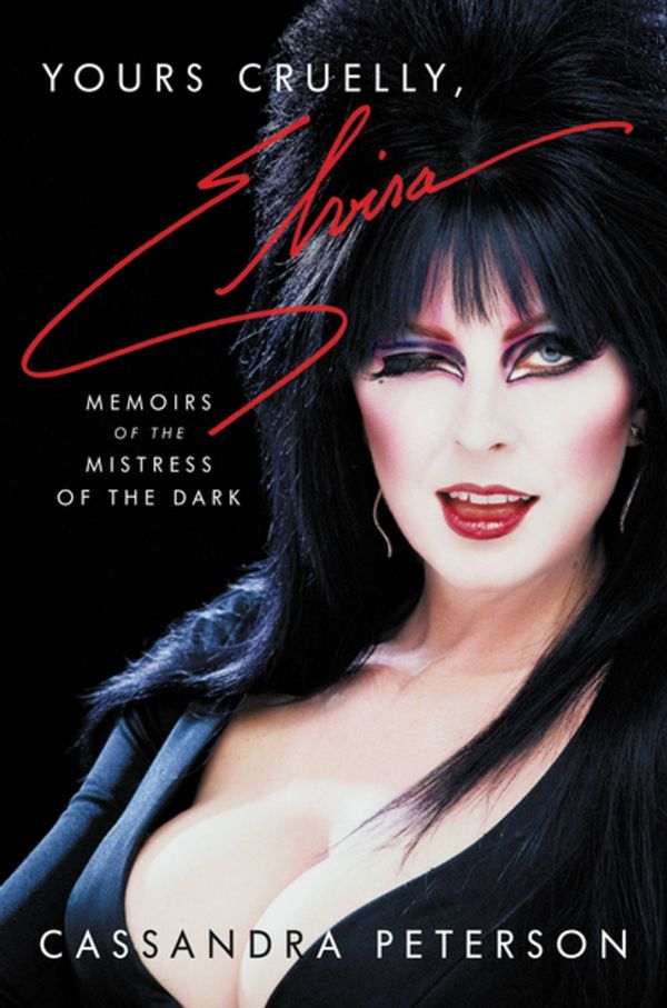 Cassandra Peterson sale clóset relación mujer Elvira