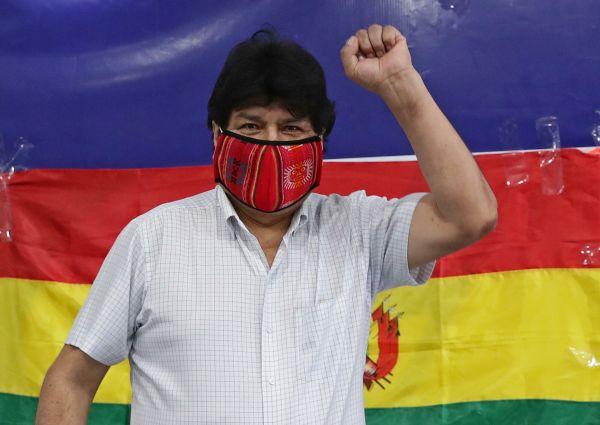 evo morales íconos líderes revolucionarios homofóbicos