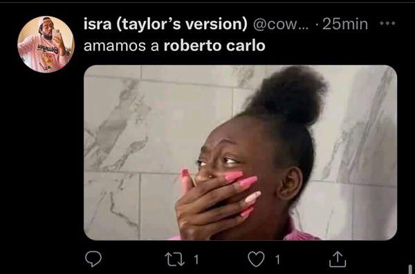 Fans Twitter opinan Roberto Carlo conductor La más draga LMD4