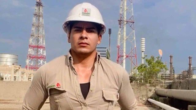 gay trabajador pemex viral